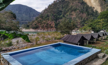 Real Adventure Guru Camp, Rishikesh